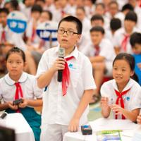 Đề thi chọn học sinh giỏi lớp 9 vòng 2 môn Tiếng Anh huyện Tam Dương, Vĩnh Phúc năm 2013 - 2014