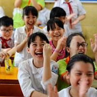 Đề ôn tập Tiếng Anh lớp 5 chương trình mới Unit 1-6