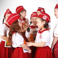 IOE Olympic Tiếng Anh lớp 5 vòng 5 năm 2014 - 2015