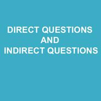 Câu hỏi gián tiếp trong tiếng Anh và Bài luyện tập về câu tường thuật CÓ ĐÁP ÁN