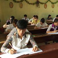 Đề thi khảo sát chất lượng môn Ngữ văn lớp 10 trường THPT Đồng Đậu, Vĩnh Phúc năm 2015 - 2016 (Lần 1)