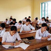 Đề thi khảo sát chất lượng môn Vật lý lớp 10 trường THPT Đồng Đậu, Vĩnh Phúc năm 2015 - 2016 (Lần 1)