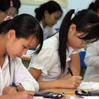 Đề kiểm tra học kì 1 môn Toán lớp 12 năm học 2014 - 2015 trường THPT Châu Thành 1, Đồng Tháp
