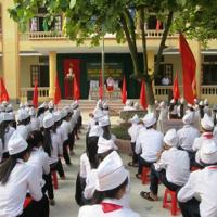 Đề thi chọn học sinh giỏi môn Tiếng Anh lớp 9 huyện Phù Ninh, Phú Thọ năm 2015 - 2016