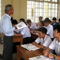 Đề kiểm tra học kì 1 môn Lịch sử lớp 12 năm học 2014 - 2015 trường THPT Châu Thành 1, Đồng Tháp
