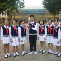 Đề thi học sinh giỏi môn Tiếng Anh lớp 7 trường THCS Chợ Lầu, Bình Thuận năm 2012 - 2013