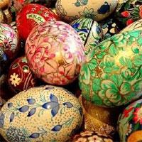 Giáo án mầm non đề tài: Những quả trứng kỳ diệu