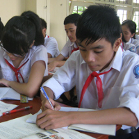 Đề kiểm tra học kì I lớp 9 môn tiếng Anh - Đề 2