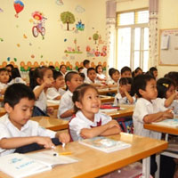 Đề kiểm tra cuối học kì 1 môn Tiếng Việt lớp 3 năm học 2014 - 2015 trường Tiểu học Đại Lãnh 2, Khánh Hòa
