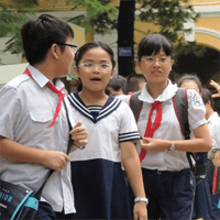 Đề kiểm tra học kì 1 môn Toán lớp 6 trường THCS Nậm Mả, Văn Bàn năm 2015 - 2016