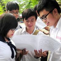 Đề thi chọn học sinh giỏi lớp 9 môn Tiếng Anh trường THCS Cao Dương, Thanh Oai năm 2015 - 2016