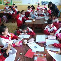 Đề kiểm tra cuối học kì 1 môn Toán lớp 4 năm học 2015 - 2016 trường Tiểu học Phương Trung 2, Hà Nội