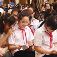 Đề kiểm tra học kì 1 môn Ngữ văn lớp 8 năm học 2015 - 2016 trường THCS Tam Cường, Hải Phòng