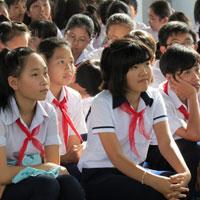 Đề kiểm tra học kì 1 môn Toán lớp 6 năm học 2015 - 2016 trường THCS Nam Toàn, Nam Định