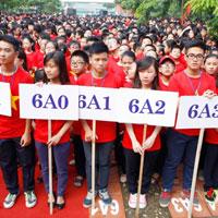 Đề kiểm tra học kì 1 môn Vật lý lớp 6 năm học 2015 - 2016 trường PTDT nội trú Ninh Sơn, Ninh Thuận