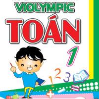 Đề thi Violympic Toán lớp 1 vòng 8 năm 2015 - 2016