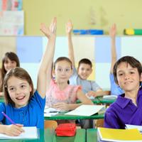 Đề kiểm tra học kỳ 1 môn tiếng Anh lớp 2 trường Tiểu học Vũ Thị Thục, Thái Bình năm học 2014 - 2015