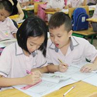 Đề kiểm tra học kì 1 môn Tiếng Việt lớp 3 năm học 2015 - 2016 trường Tiểu học Trí Thức, Đồng Nai