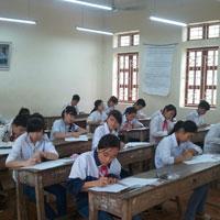 Đề thi học sinh giỏi môn Ngữ văn lớp 7 năm học 2014 - 2015 trường THCS Nam Toàn, Nam Định