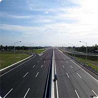Hướng dẫn phương tiện vào - ra đường cao tốc Hà Nội - Hải Phòng