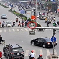 Danh sách các nút giao thông có lắp camera phạt nguội ở Hà Nội