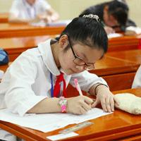 Đề kiểm tra học kì 1 môn Toán lớp 6 trường THCS Tân Sơn năm 2015 - 2016