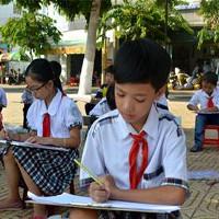 Đề thi IOE Tiếng Anh lớp 5 vòng 15 năm học 2015 - 2016
