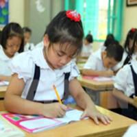 Đề thi IOE Tiếng Anh trên mạng lớp 4 vòng 14 năm 2015