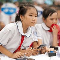 Đề thi cuối học kì 1 môn Toán lớp 5 trường Tiểu học Trung Hòa 1 năm 2015 - 2016