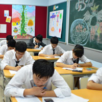 Đề thi học kì 1 môn Sinh học lớp 11 (cơ bản) trường THPT Phan Văn Trị, Cần Thơ năm học 2015 - 2016