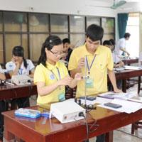 Đề thi học kì 1 môn Vật lý lớp 11 trường THPT Đa Phúc, Hà Nội năm học 2015 - 2016