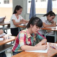 Đề thi học kì 1 môn Sinh học lớp 12 trường THPT Yên Lạc 2, Vĩnh Phúc năm học 2015 - 2016