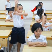 Đề thi học kì 1 môn Toán lớp 1 trường tiểu học Hiệp Cường năm 2015 - 2016