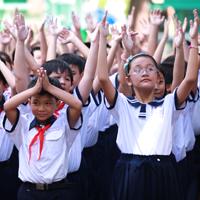 Đề thi học kì 1 môn Toán lớp 5 trường tiểu học Gia Xuân, Ninh Bình năm 2015 - 2016