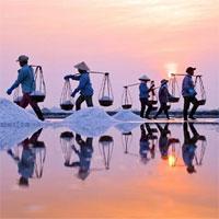 Giáo án Địa lý 4 bài 29: Người dân và hoạt động sản xuất ở đồng bằng duyên hải miền Trung (TT)