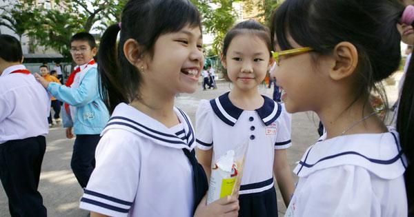 Đề thi học kì 1 môn Khoa học lớp 4 trường tiểu học Kim An, Hà Nội năm 2015 - 2016
