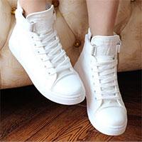 Mẹo giặt giày trắng sạch như mới cực hay