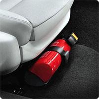 Cách chọn và lắp đặt bình chữa cháy cho ô tô