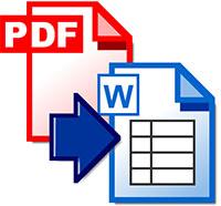 Cách chuyển PDF sang Word online miễn phí