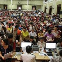 Thi THPT quốc gia 2016: Không được thay đổi nguyện vọng ĐKXT