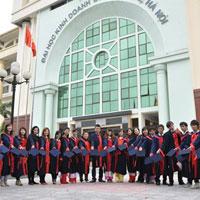 Thông tin tuyển sinh 2016: Đại học Kinh doanh và Công nghệ Hà Nội