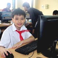 Đề thi Violympic Toán lớp 4 vòng 13 năm 2014 - 2015
