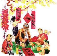 Những phong tục cổ truyền trong ngày Tết