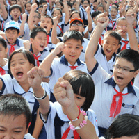 Đề kiểm tra học kì 2 môn Toán lớp 3 trường tiểu học A Xuân Vinh, Nam Định năm 2014 - 2015