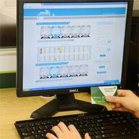 Hướng dẫn cách mua vé tàu Tết online