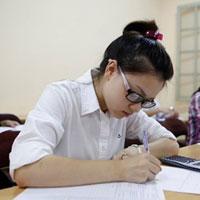 Bộ Giáo dục công bố quy chế thi THPT Quốc gia 2016