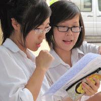 Đề kiểm tra giữa học kì 2 môn Toán lớp 8 năm 2013 - 2014