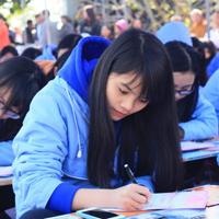Đề thi Olympic môn tiếng Anh lớp 7 trường THCS Thanh Mai, Thanh Oai năm học 2015 - 2016