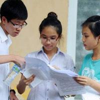 Đề thi tuyển sinh vào lớp 10 môn Toán sở GD&ĐT Bình Thuận năm 2015 - 2016