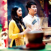 Bài khấn xin giải trừ vận hạn khi đi chùa Hương